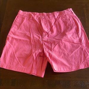 Vineyard Vines Breaker Shorts - Coral 34